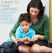 Learning-english-dll-students