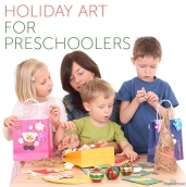 Holiday-art-for-preschoolers