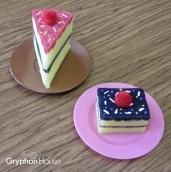 Sponge-cake thumb