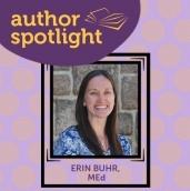 Erin buhr author spotlight blog thumbnail
