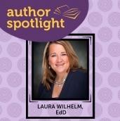 Laura wilhelm author spotlight blog thumbnail