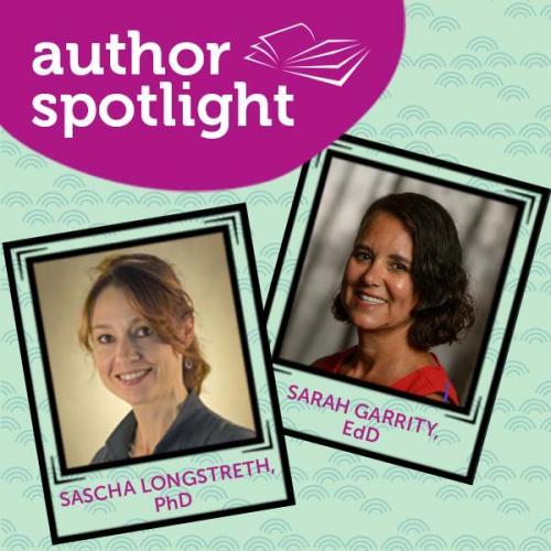 Sascha  sarach author spotlight blog thumbnail