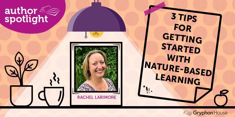 Rachel larimore author spotlight header