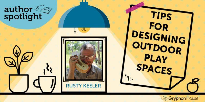 Rusty keeler author spotlight blog header