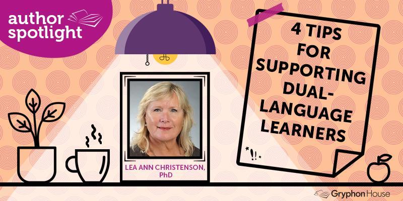 Lea ann christenson author spotlight blog header
