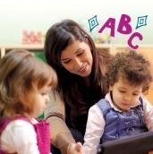 Checklist for language and communication skills 600x600 blog thumbnail
