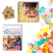 Books for welcoming families flat lay 600x600 blog thumbnail