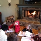 Schooling-by-the-fire