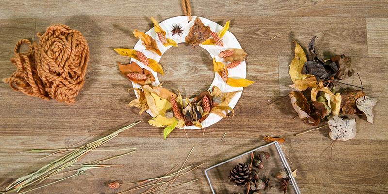 Fall wreath activity 800x400 blog header