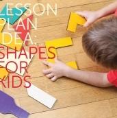 Shapes 4 kids