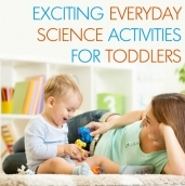 Everyday science toddlers