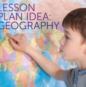 Lesson plan geography
